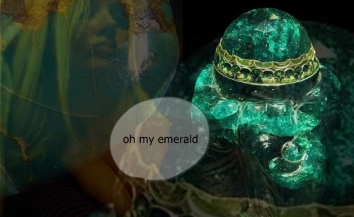 oh my emerald