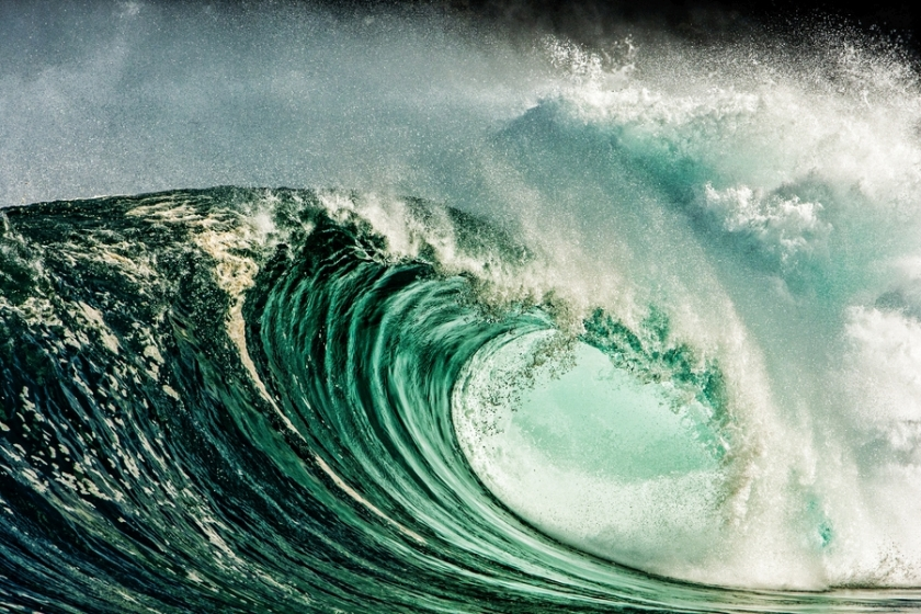 Emerald-waves 2