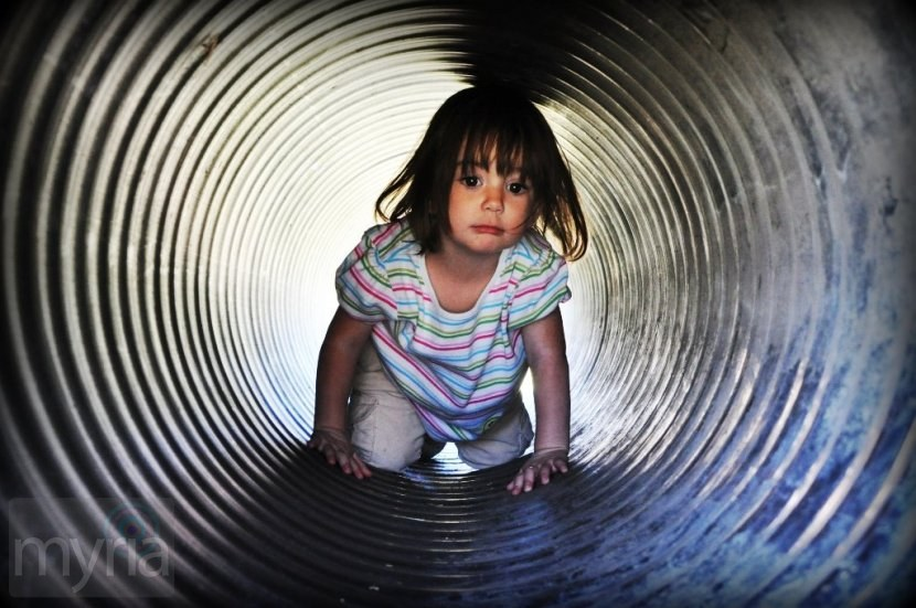 Toddler-Tunnel